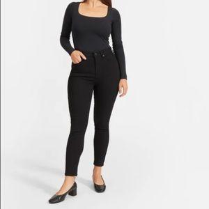 EVERLANE, size 32, curvy stretch skinny jean